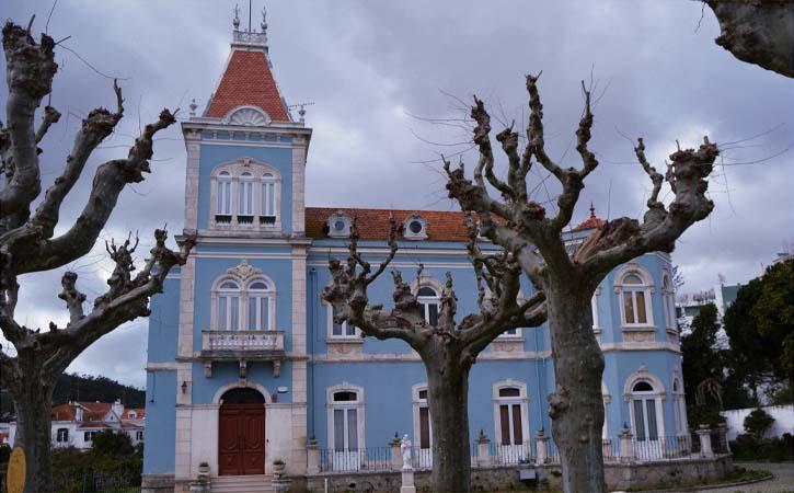 Chalet Rino, Alcobaça