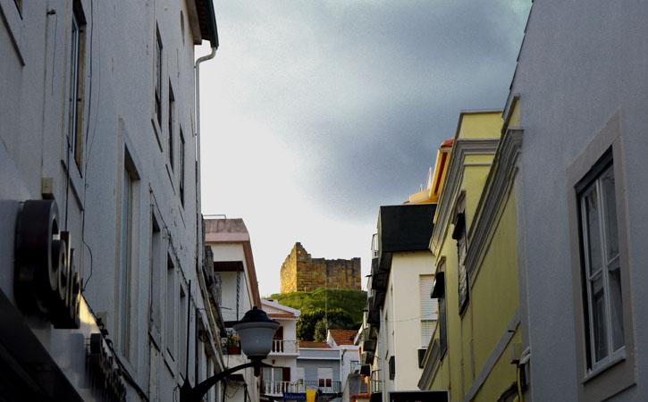 Outros Locais a Visitar em Alcobaça Castelo de Alcobaça