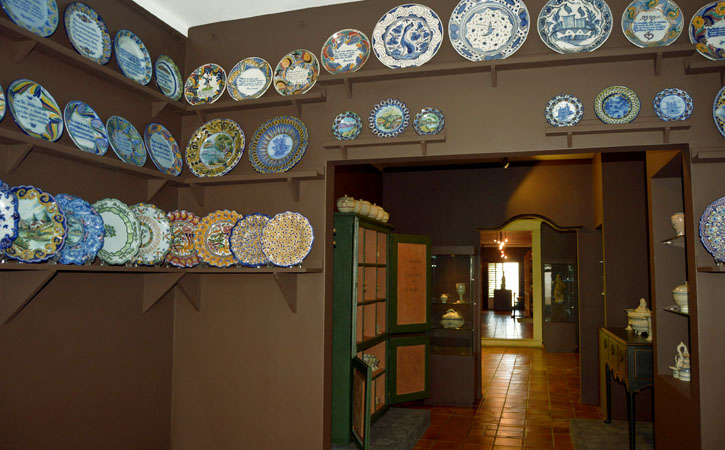 Museu de Faiança de Alcobaça