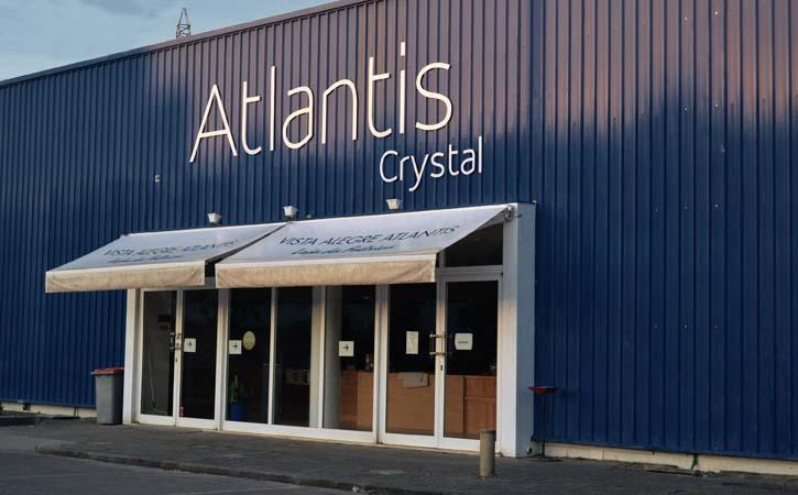 Centro de Visitas Atlantis, Alcobaça