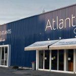 Centro de Visitas Atlantis fachada