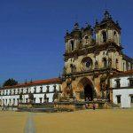 Mosteiro de Alcobaça entrada