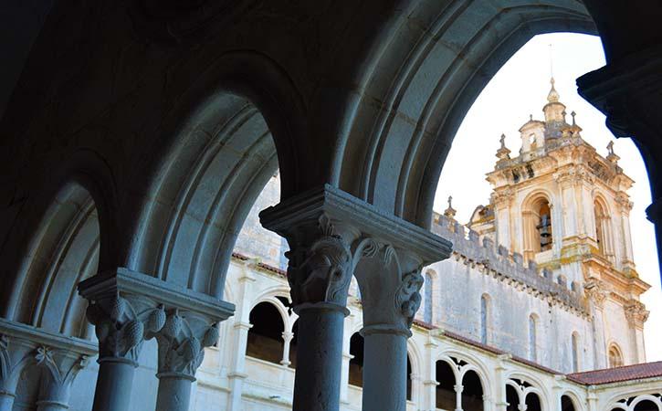 Mosteiro de Alcobaça Claustro de D. Dinis