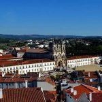 Mosteiro de Alcobaça, vista panorâmica