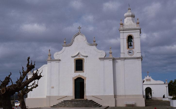 Religious Heritage in Alcobaça Alfeizerão Parochial Church