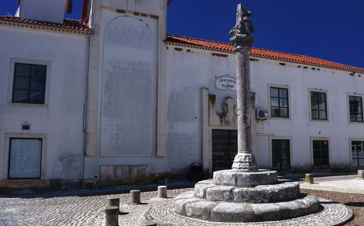 Other places to visit in Alcobaça Aljubarrota Pillory