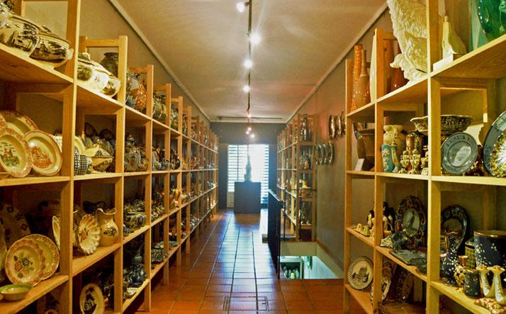 Museums in Alcobaça Raul da Bernarda Museum