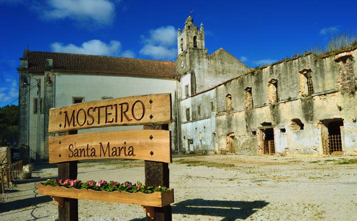 Religious Heritage in Alcobaça Monastery of Santa Maria de Cós