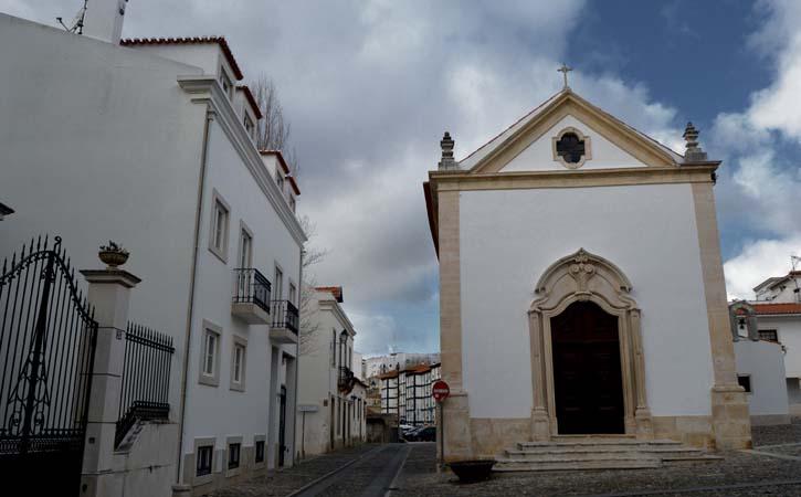 Religious Heritage in Alcobaça Nossa Senhora da Conceição Chapel