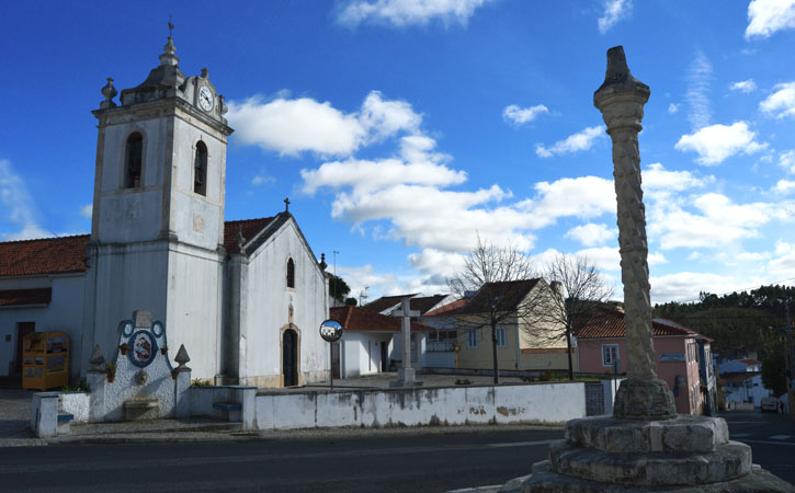 Religious Heritage in Alcobaça São Lourenço Parochial Church