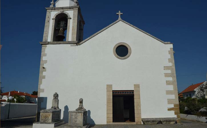 Religious Heritage in Alcobaça São Vicente de Aljubarrota Church